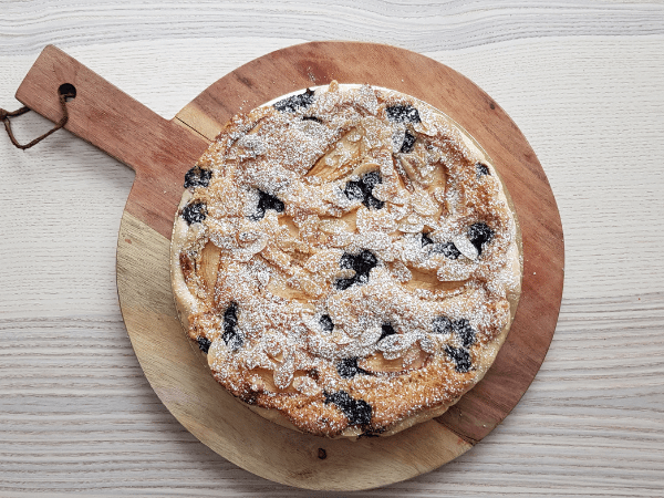 """Featured image for """"Frangipane appel bosbes"""""""