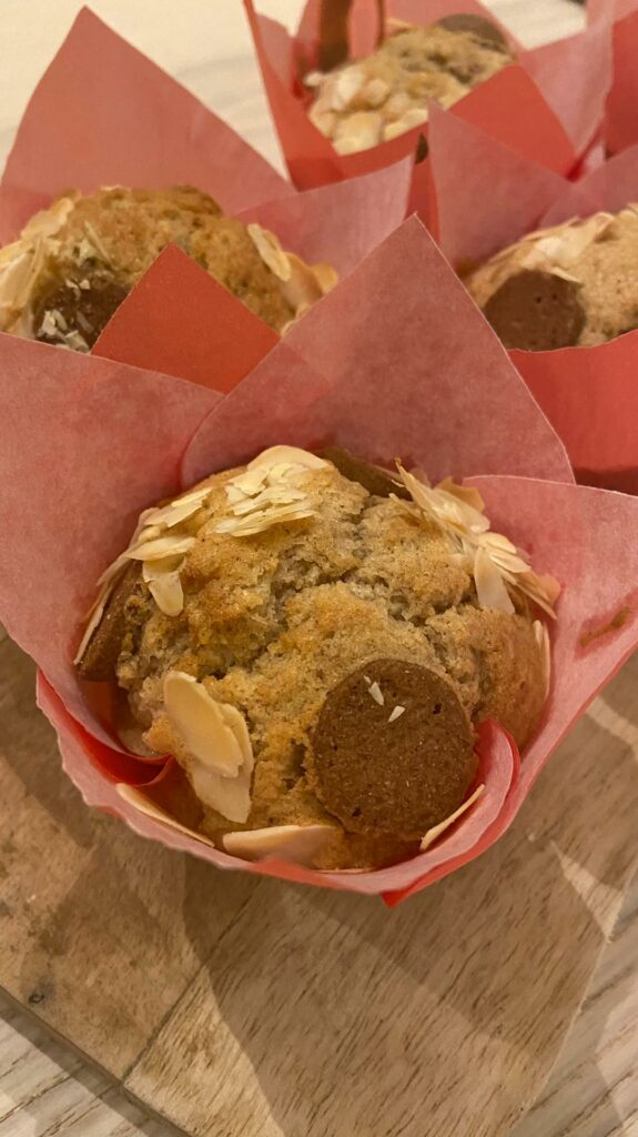 Muffin Speculoos 575x1024